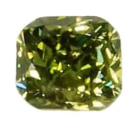 Strong Green Diamond