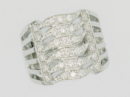 Ladies Wedding Rings 0711443