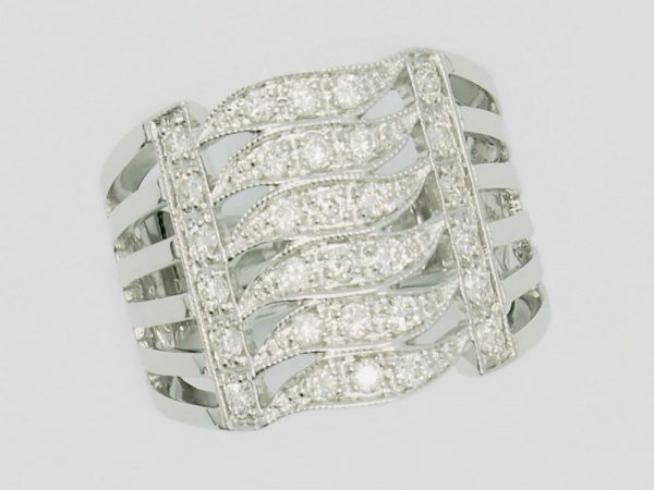 Ladies Wedding Rings 0711443