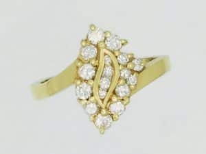 Engagement Rings 027632