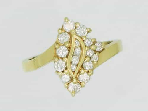 Engagement Rings 027632